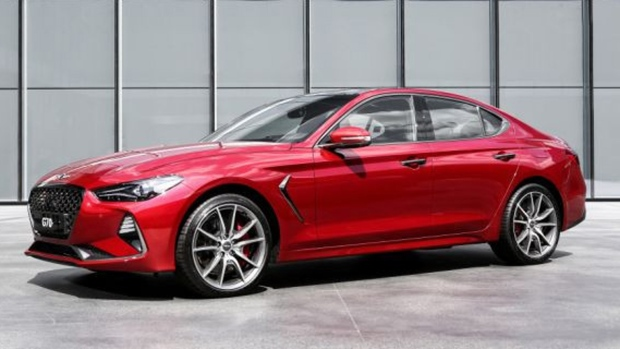 Hyundai S Genesis G70 Revealed Ctv News Autos