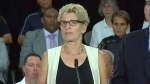 Wynne announces new stricter impaired driving laws