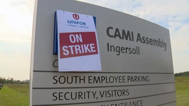 CAMI strike
