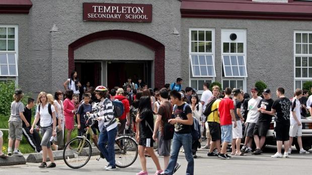 Templeton Secondary School
