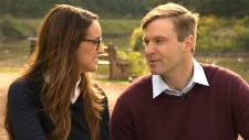 CTV News at 5: N.B. premier's upcoming wedding