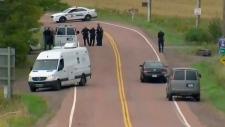 CTV Atlantic: Woman dead, suspect injured