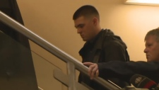 Scott Nicholas Lundrigan, 22, was sentenced to two years in prison on Monday for  impaired driving causing death.