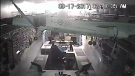Break-in at hobby shop caught on camera