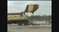 CTV Windsor: Garbage cleanup