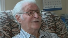 96-year-old retiree receives 'Call to Action'