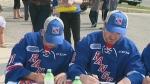 Rangers' GM previews upcoming season