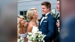 Jake Gardner, wedding, Maple Leafs