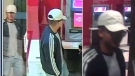 The suspect is described as being 18 years old, of middle-eastern descent with dark hair and glasses.  (Ottawa Police)