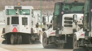 Proposed tax increase could reduce street sweeping