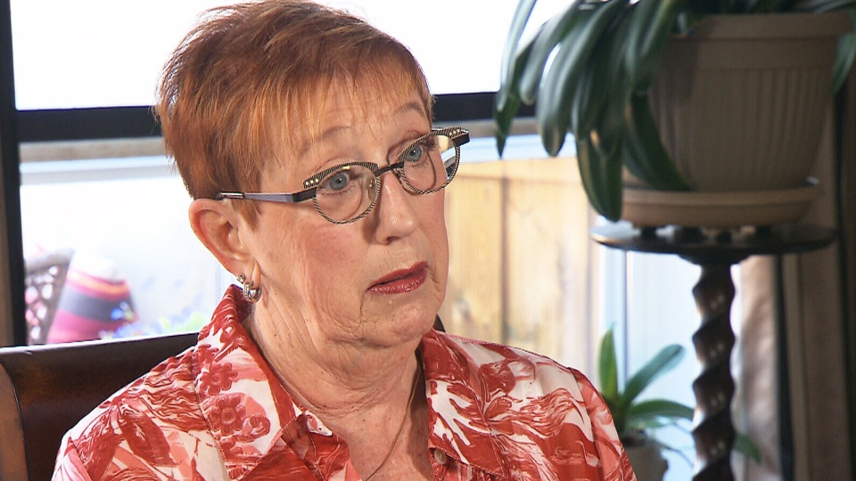 Shirley Houle relies on a device to keep her heartbeat steady. She said knowing it could fail at any moment is terrifying.