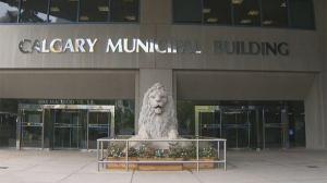 Calgary city hall