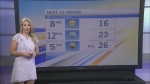 CTV Morning Live Weather Sept 19