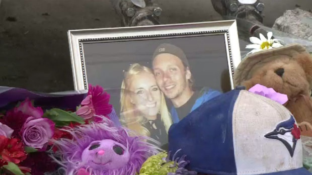 Twenty six-year-old Brandon Froese and 21-year-old Miranda Brown were killed in the collision.
