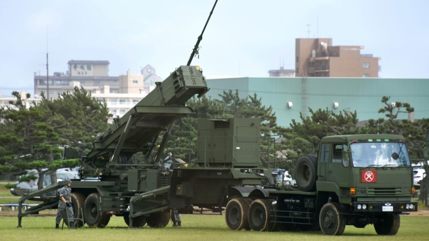 Japan to deploy anti-missile system amid growing conflict with North Korea