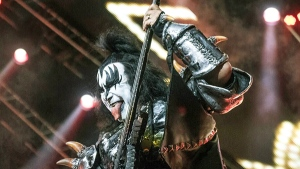 Gene Simmons gives us a peek inside his never-befo