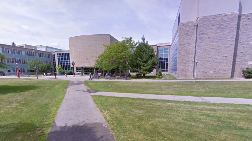 McMaster University in Hamilton, Ont., is seen in this photo from Google Street View.