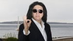 Gene Simmons (AFP PHOTO / VALERY HACHE)