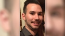 MIssing 26-year-old Jared Heuving is described as white and six feet tall with a slim build, short brown hair and a crown tattoo on his hand. (Ottawa Police handout)
