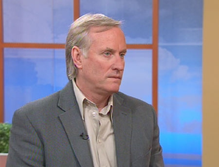 Security expert Alan Bell speaks on Canada AM from CTV's studios in Toronto, Monday, April 20, 2009.