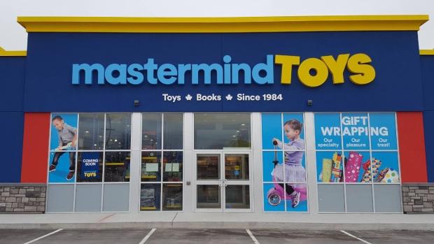 Mastermind Toys expanding
