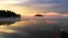 Foggy and serene morning. Photo by Ed Danyluk.