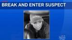 Ottawa Police release photos of suspect