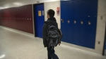 Backpack ban, Brampton, Catholic school