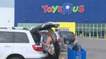 Toys 'R' Us to stay open through bankruptcy