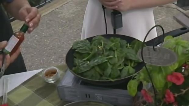 Emily Richards' first 5-ingredient recipe