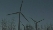 Wind turbine project cancelled