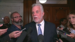 CTV Montreal: Couillard defends Fournier