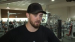 Make or break for hockey prospect Zach Leslie