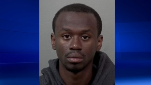 Jean Edens Lindor, 24, is wanted on second-degree murder charges.