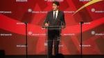 Trudeau receives Global Citizenship Award