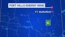 Fort Hills Energy Mine