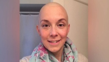 Woman who had cancer while pregnant helping others