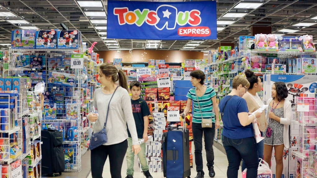 CTV National News: Toys 'R' Us troubles