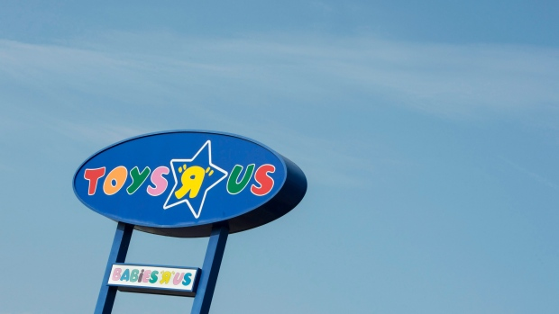 Toys 'R' Us Canada granted creditor protection
