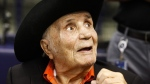 Jake LaMotta in St. Petersburg, Fla., on Sept. 15, 2015. (Will Vragovic / The Tampa Bay Times via AP)
