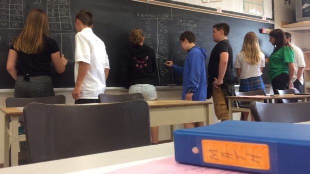 Math results a growing concern for TDSB