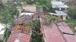 The aftermath of Hurricane Maria is seen in San Juan, Puerto Rico, Wednesday, Sept. 20, 2017. (Credit: Fred Rasmussen via CNN)