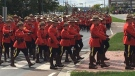 Regimental funeral mass for N.S. RCMP officer Francis Deschenes (CTV Atlantic).