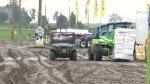 Plowing to run despite muddy conditions at IPM