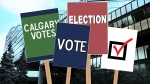 Calgary civic election