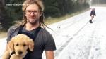 CTV Montreal: Trending: Ski-dog