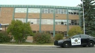 William Aberhart High School was locked down on Wednesday after a threat was made by a student that attended the school.