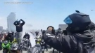 Charges laid over bike stunts on Toronto-area high