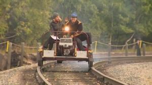 Full Steam Ahead at Railway Days