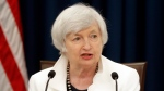 U.S. Federal Reserve Chair Janet Yellen speaks at a news conference following the Federal Open Market Committee meeting in Washington, Wednesday, Sept. 20, 2017. (AP Photo/Pablo Martinez Monsivais)